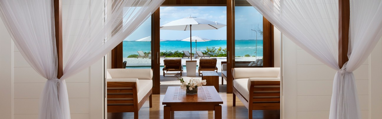 Parrot Cay by Como hotel – Turks & Caicos – Carribbean