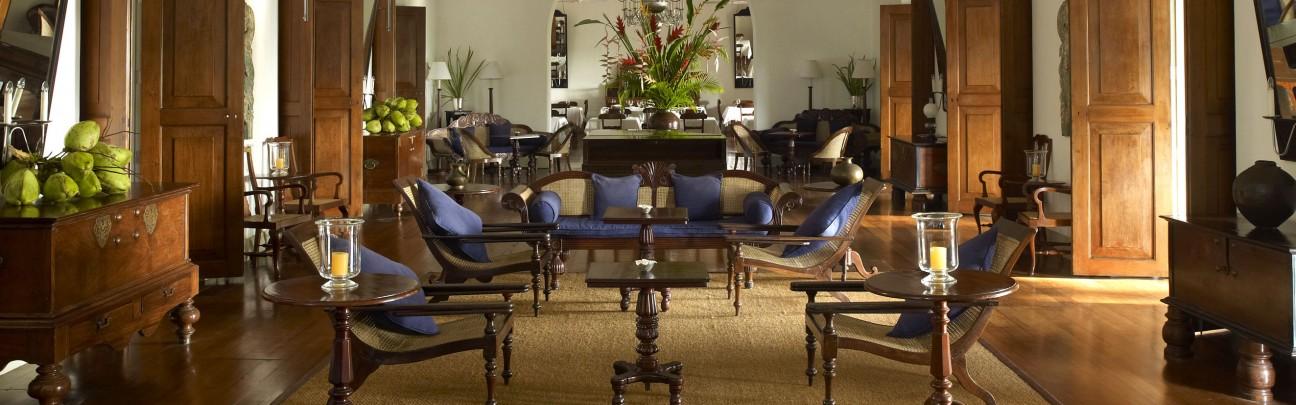 Amangalla Hotel - Galle - Sri Lanka