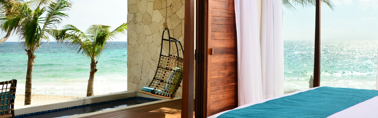 Coral tulum hotel tulum mexico mr mrs smith for Best boutique hotels tulum