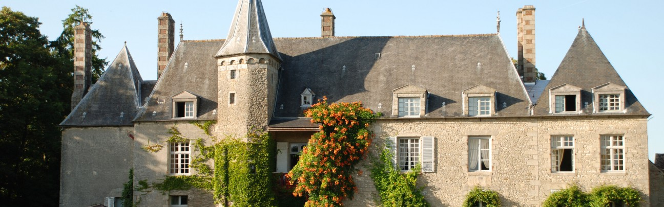 Château de Saint Paterne hotel – Normandy – France