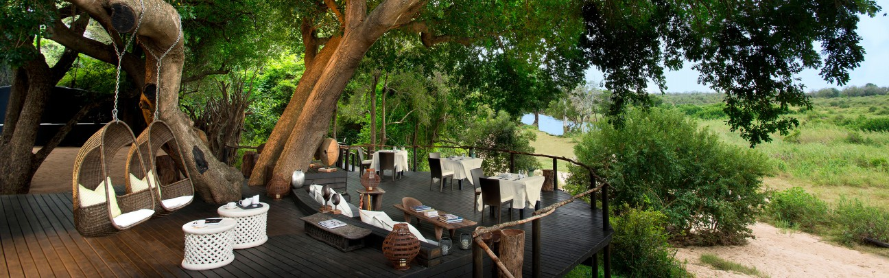 Lion Sands, Ivory Lodge - Kruger Park - South Africa
