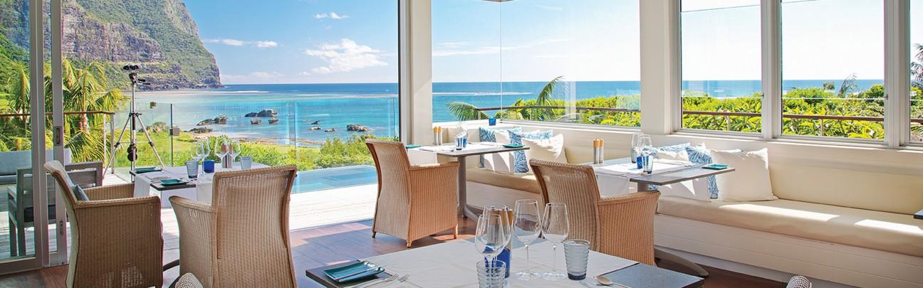 Capella Lodge Hotel – Lord Howe Island – Australia