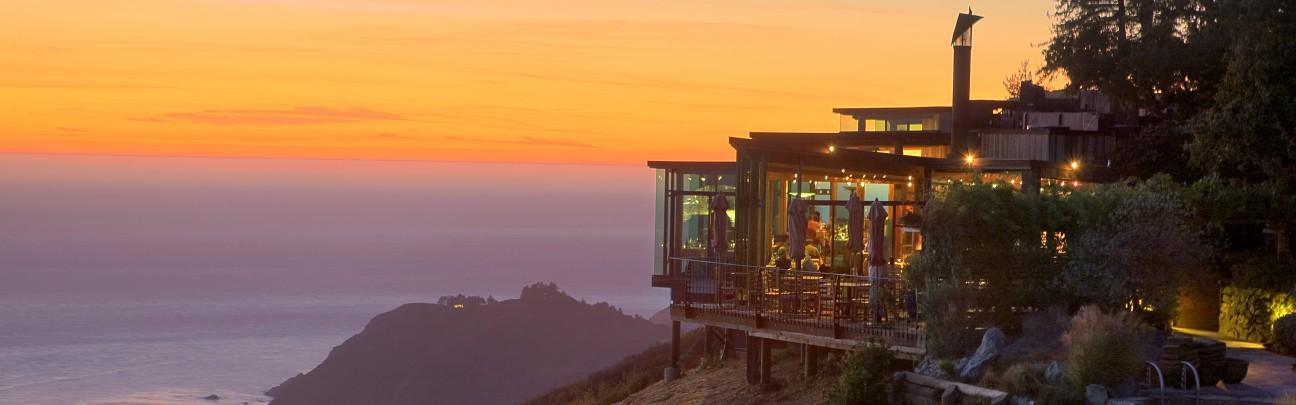 Post Ranch Inn - Big Sur - USA