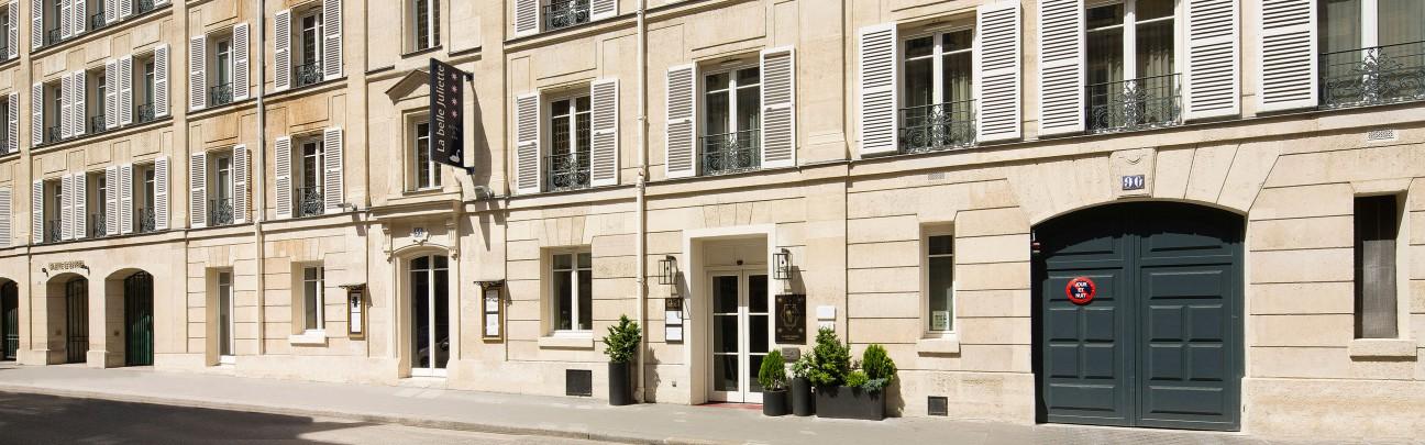 La Belle Juliette Hotel - Paris - France