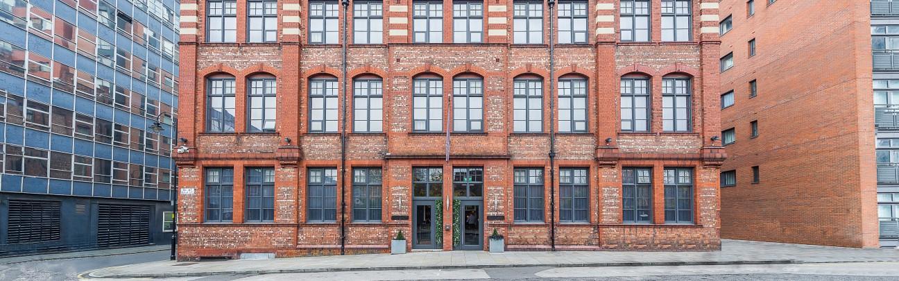 Great John Street – Manchester – UK