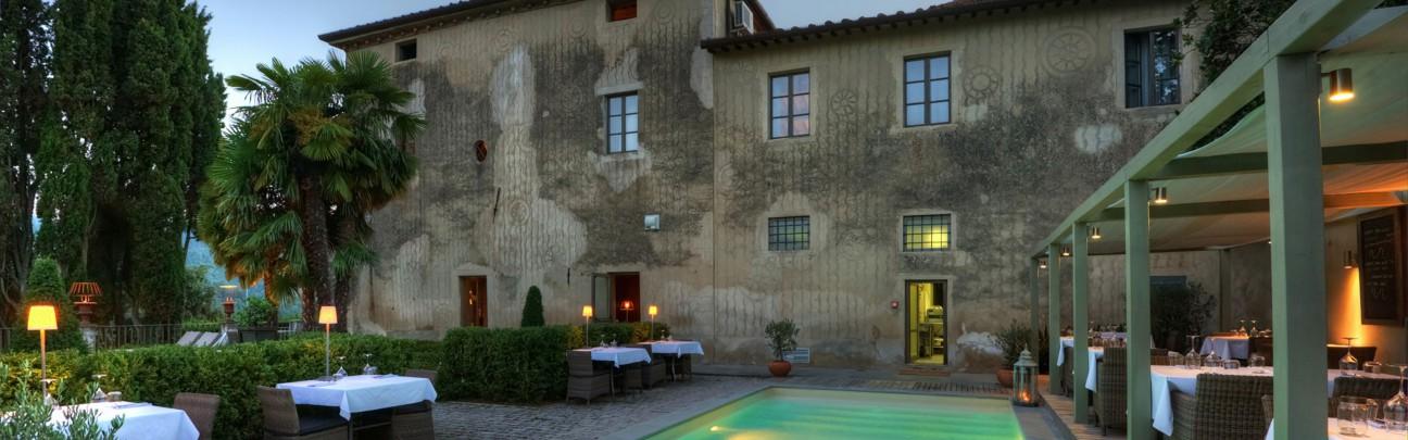 Villa Sassolini – Tuscany – Italy