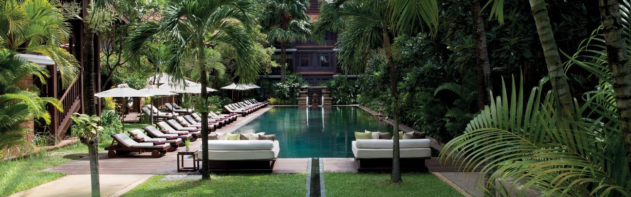 Belmond La Résidence d'Angkor – Siem Reap – Cambodia