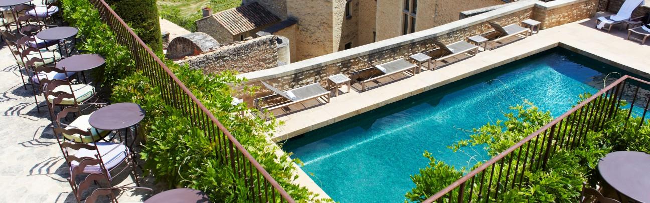 Hotel Crillon le Brave – Provence – France