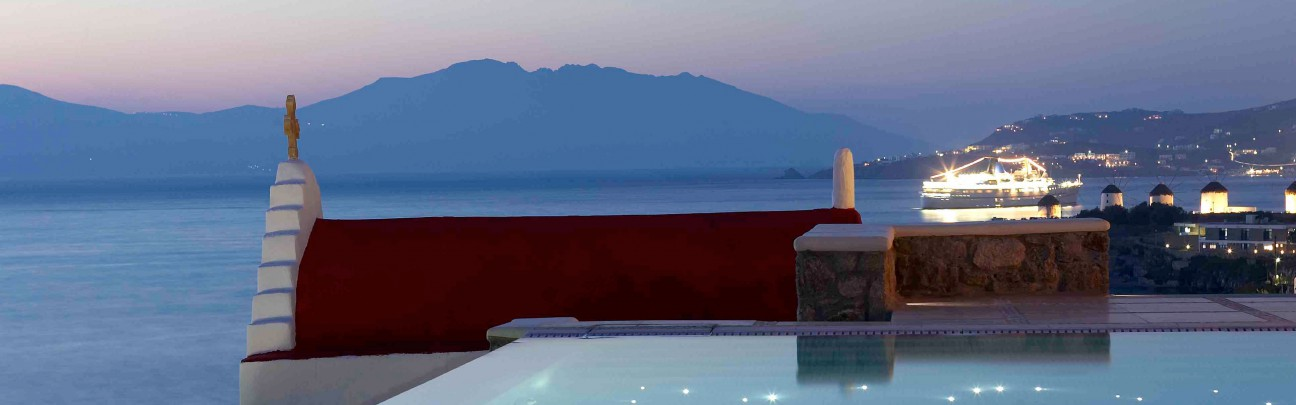 Bill & Coo – Mykonos – Greece