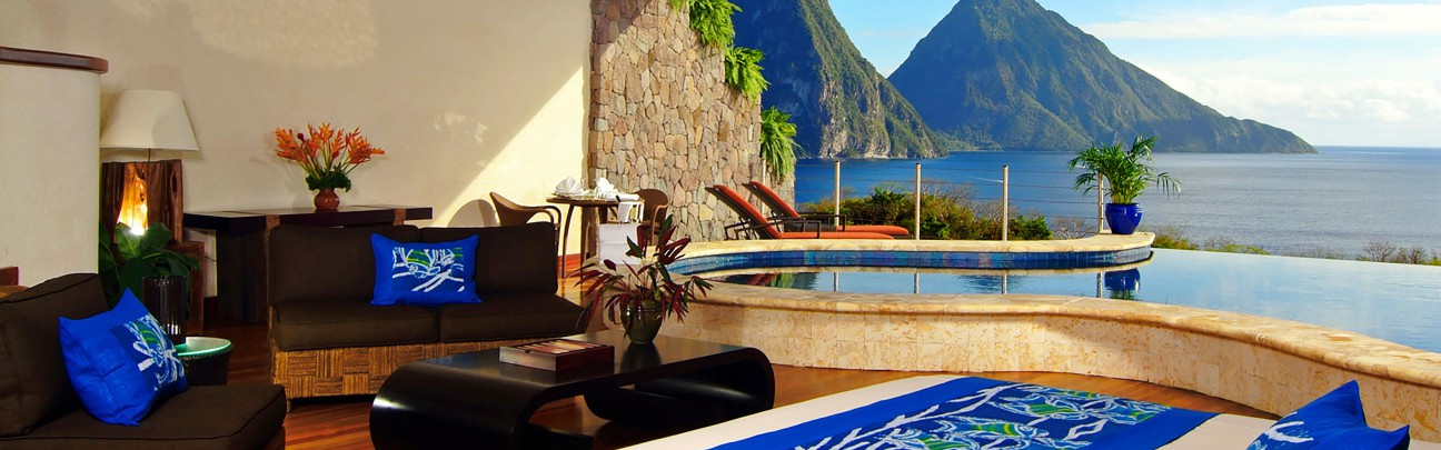 Jade Mountain – St Lucia – Saint Lucia