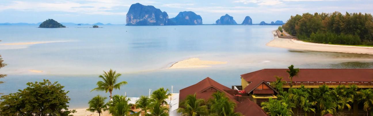 Anantara Si Kao Resort & Spa – Krabi – Thailand