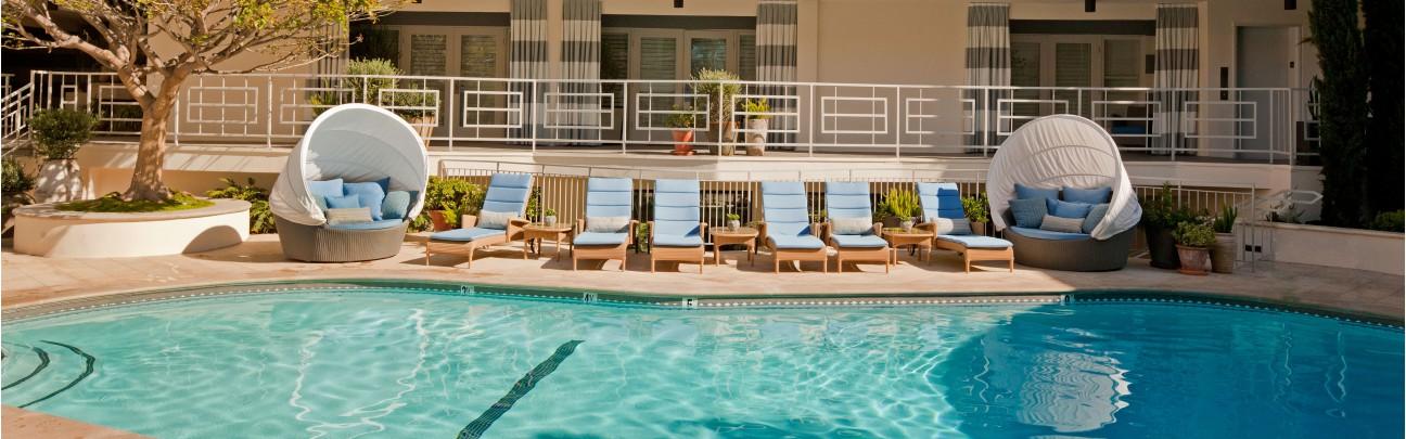 Oceana Beach Club Hotel – Los Angeles – USA