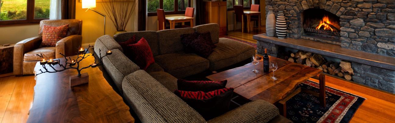 Hapuku Lodge & Tree Houses – Kaikoura – New Zealand