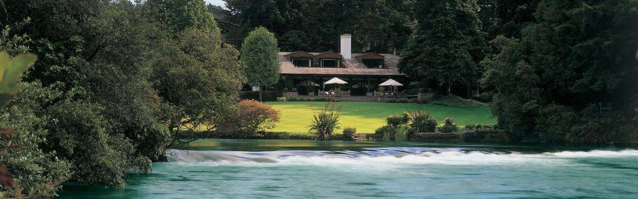 Huka Lodge – Lake Taupo – New Zealand