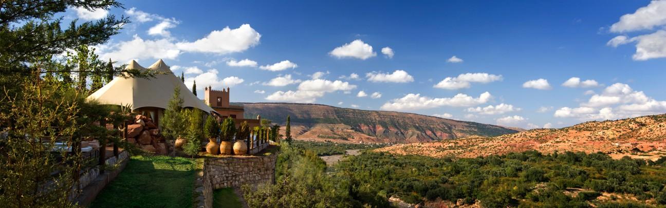 Kasbah Tamadot – Atlas Mountains – Morocco