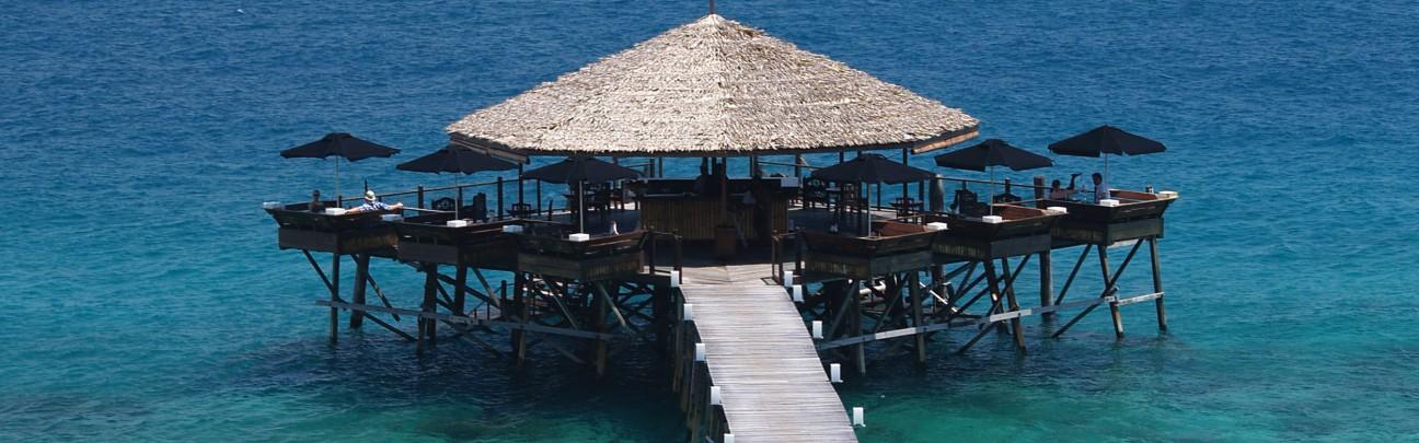 Japamala Resort – Tioman Island – Malaysia