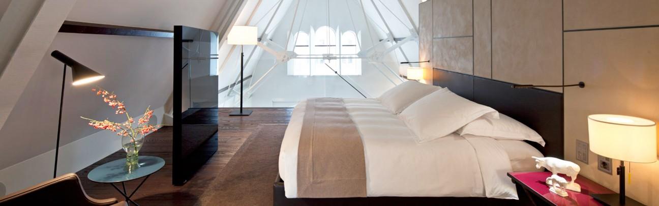 How Much To Tip Valet Parking >> Conservatorium hotel - Amsterdam, Netherlands - Mr & Mrs Smith