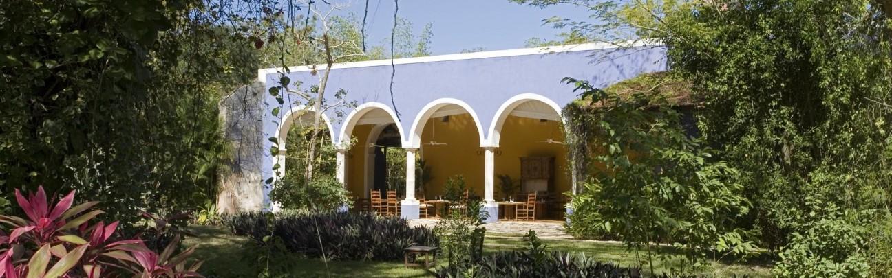 Hacienda San Jose Hotel – Yucatán – Mexico