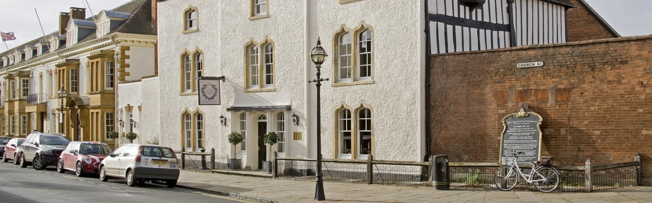The Church Street Townhouse Hotel – Stratford-upon-Avon – UK