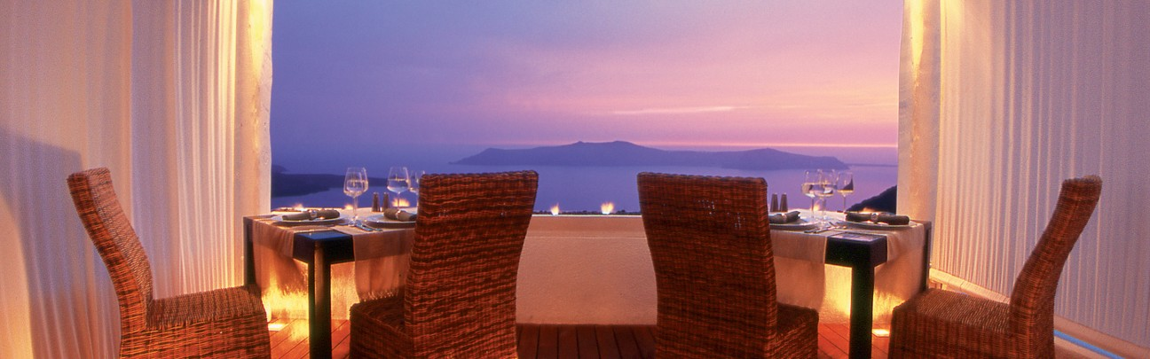 Sun Rocks hotel - Santorini - Greece