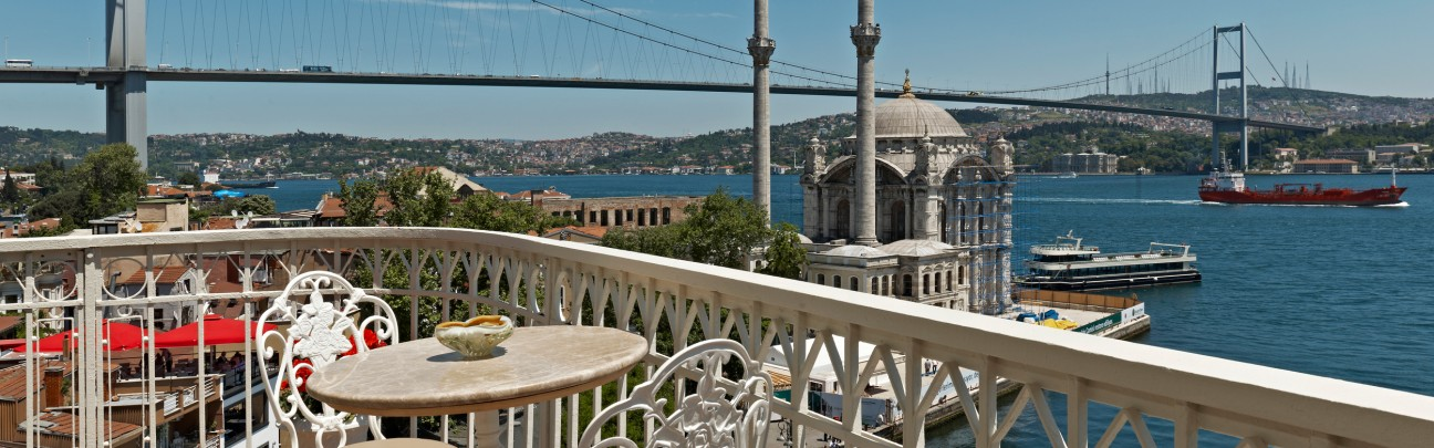 The House Hotel Bosphorus - Istanbul - Turkey