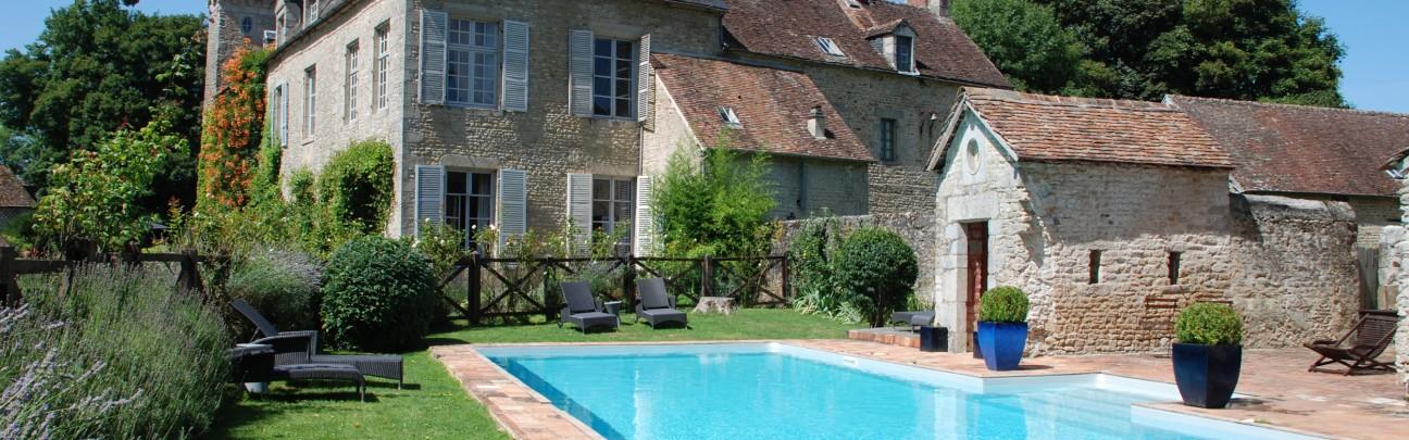 Château de Saint Paterne hotel – Normandy – France