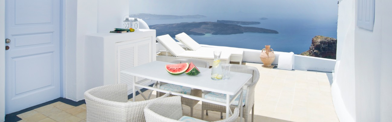 Astra Suites hotel – Santorini – Greece