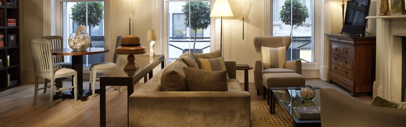Brown's Hotel – London – United Kingdom