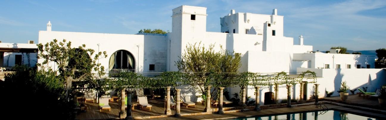 Masseria Torre Maizza Hotel - Puglia - Italy