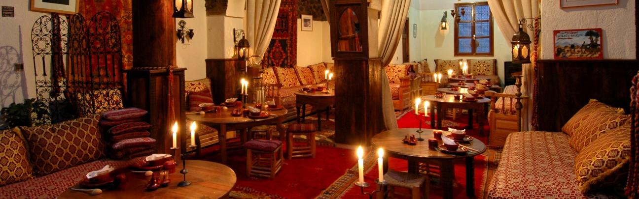 Kasbah du Toubkal hotel - Atlas Mountains - Morocco