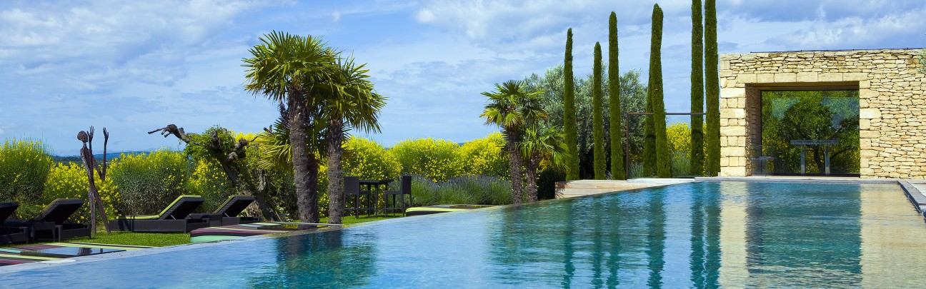 Domaine des Andeols hotel - Provence - France