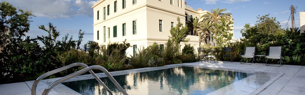 Poseidonion Grand Hotel - Spetses - Greece