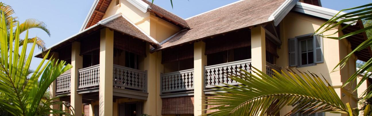 Satri House hotel - Luang Prabang - Laos