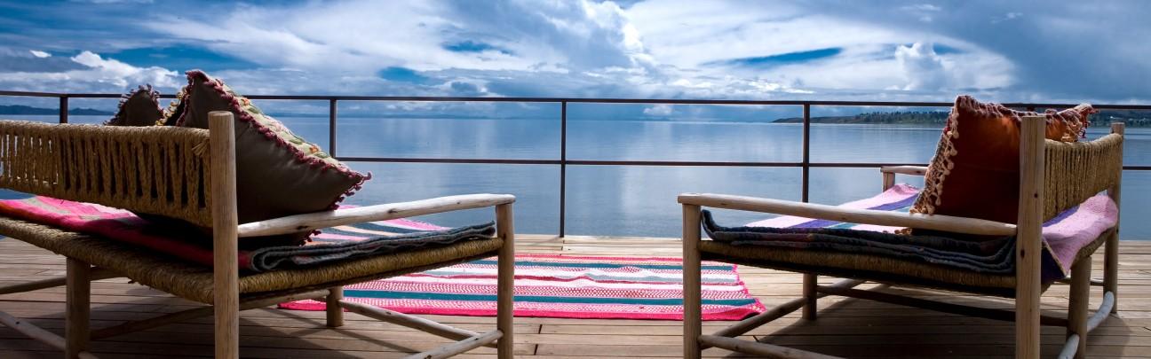 Titilaka hotel - Lake Titicaca - Peru