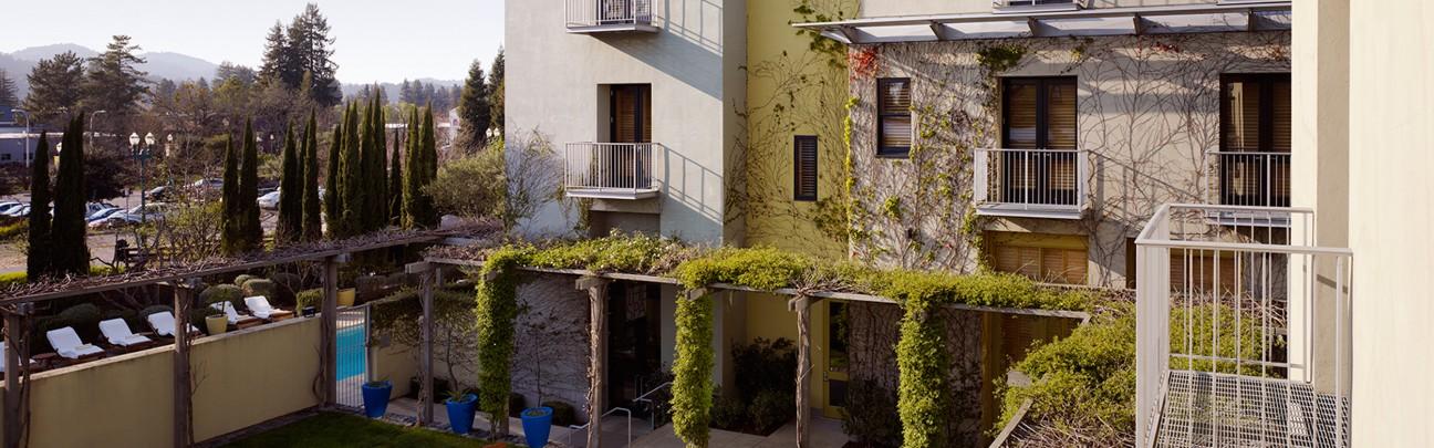 Hotel Healdsburg – Sonoma County – USA