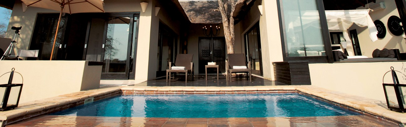 Lion Sands, Ivory Lodge hotel - Kruger National Park - South Africa