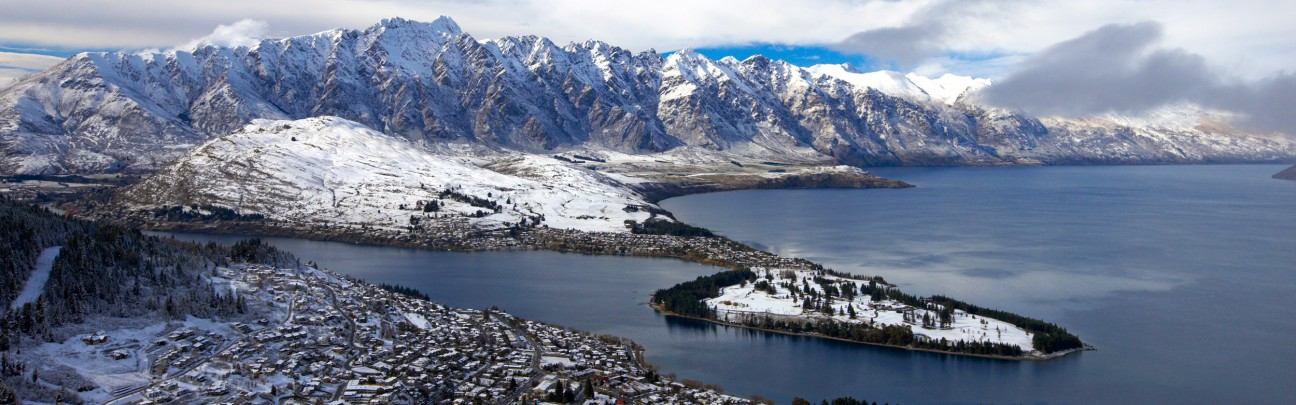 The Spire hotel – Queenstown – New Zealand