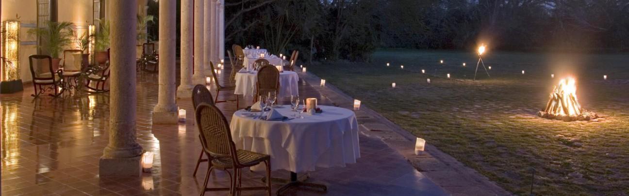 Hacienda Santa Rosa – Yucatan Peninsula – Mexico