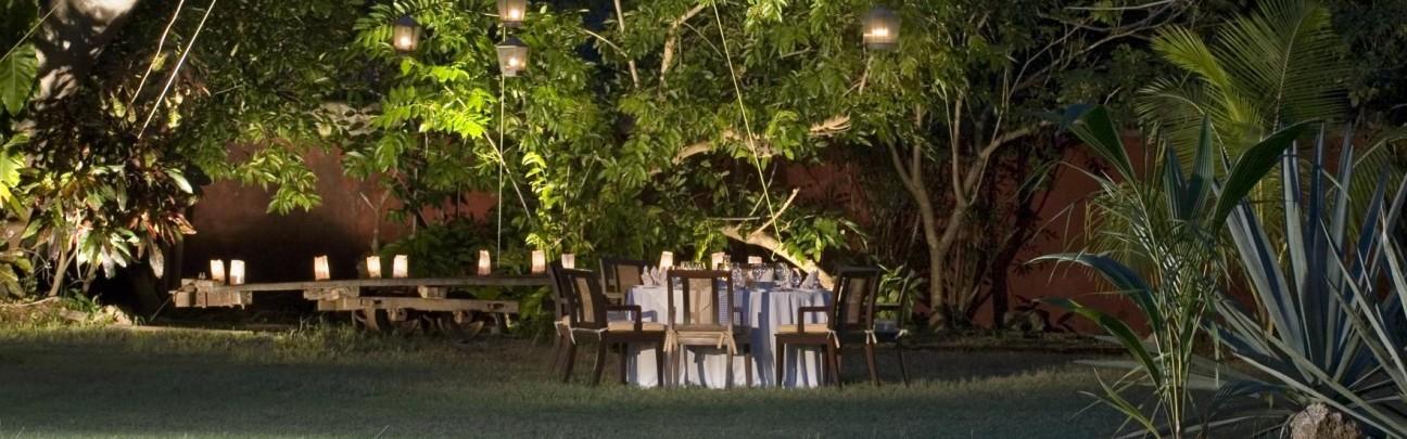 Hacienda Temozon hotel - Yucatán - Mexico