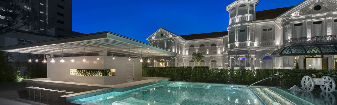 Macalister Mansion hotel Penang Malaysia Mr Mrs Smith