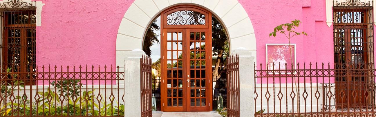 Rosas & Xocolate Hotel - Yucatan - México
