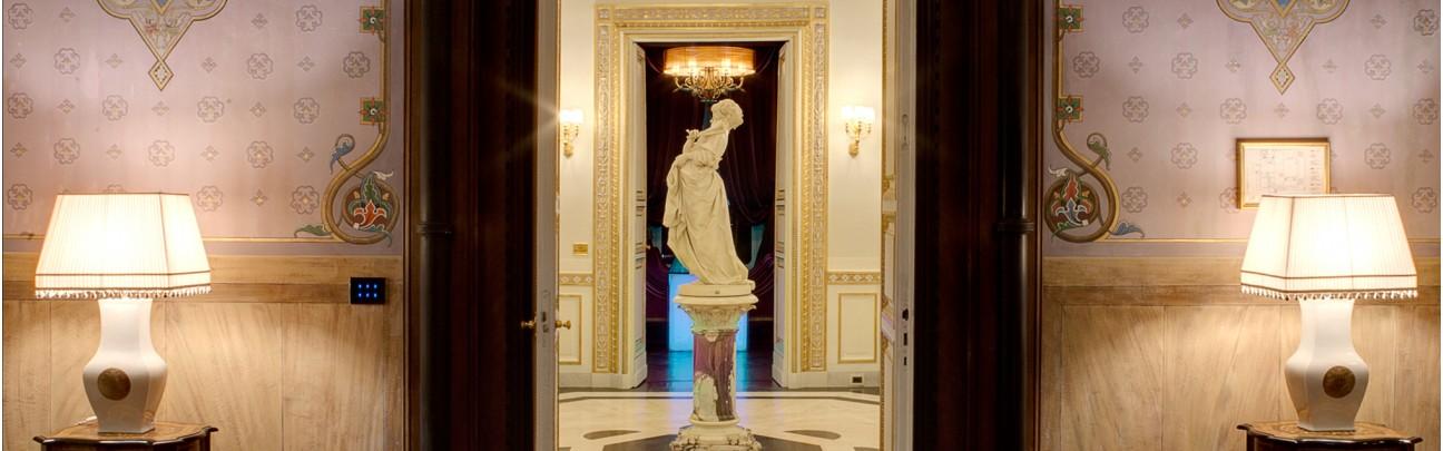 Grand Hotel Villa Cora - Florence - Italy