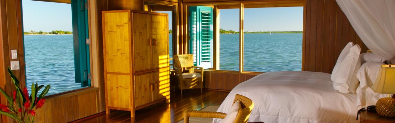 Cayo Espanto hotel – Ambergris Caye – Belize