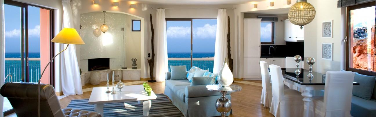 Domes of Elounda hotel – Crete – Greece