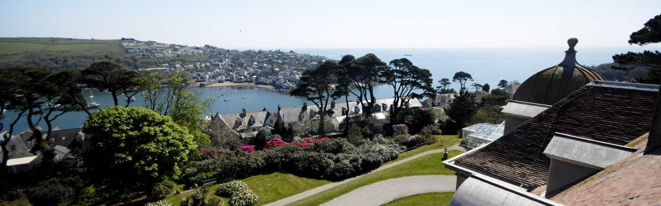 Fowey Hall hotel - Cornwall - United Kingdom