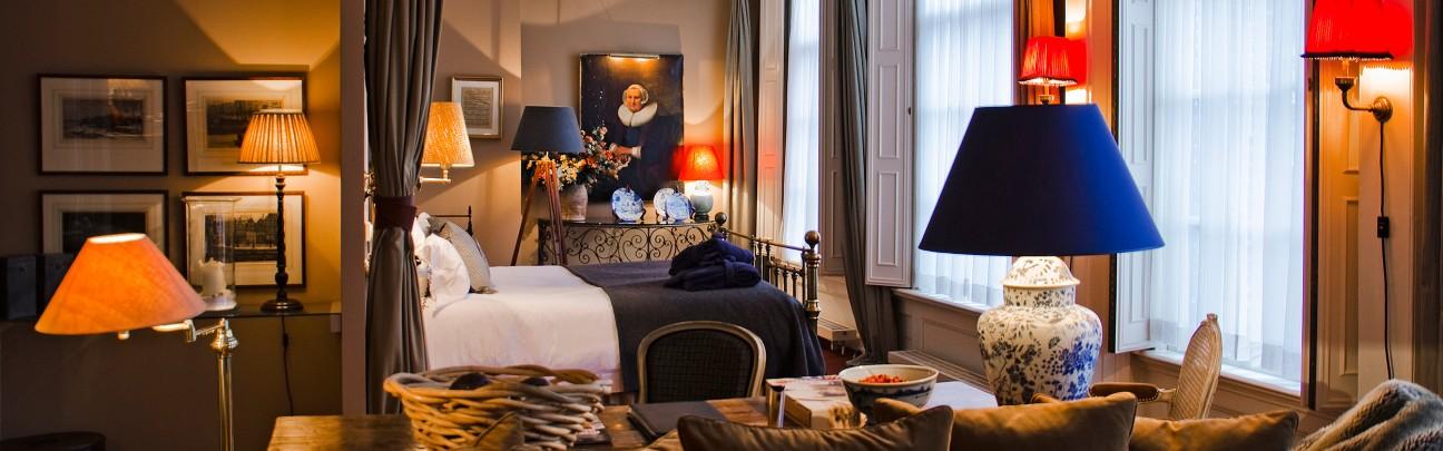 Hotel Seven One Seven – Amsterdam – Netherlands