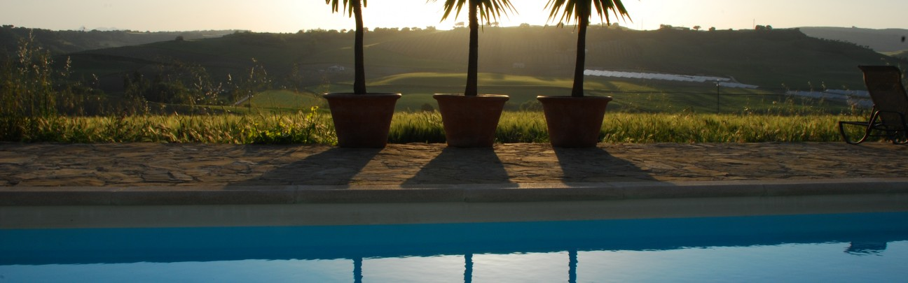 Finca Naranja hotel - Ronda - Andalucia - Spain