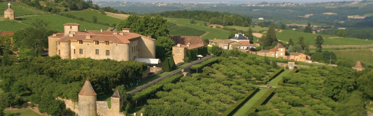 Château de Bagnols - Beaujolais - France