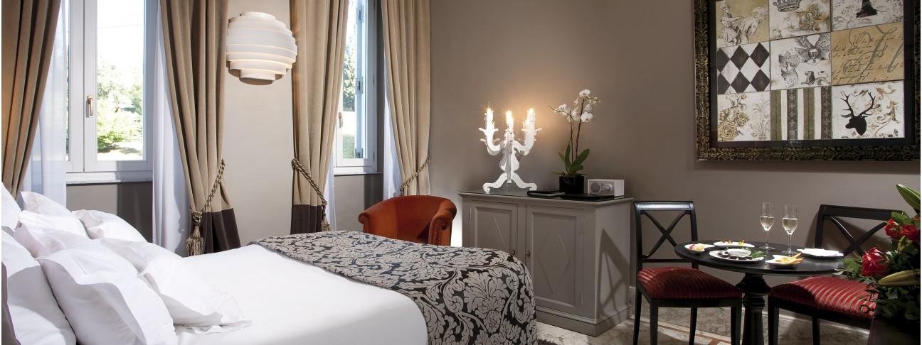 Hotel Palazzo Manfredi - Rome - Italy
