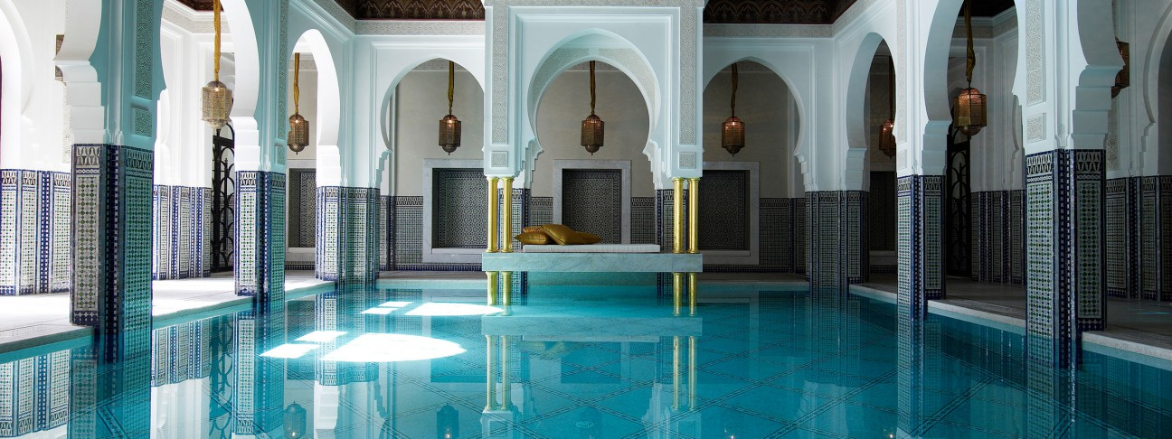 La Mamounia hotel – Marrakech – Morocco